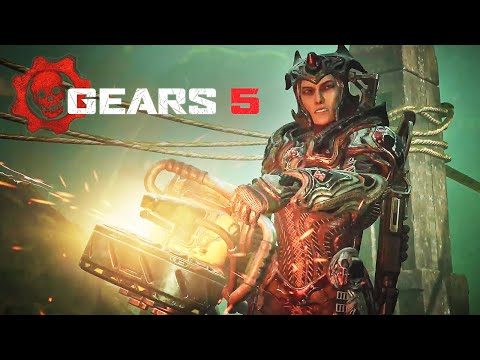 Gears 5 - Official Operation 3: Gridiron Trailer