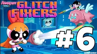Glitch Fixers - The Powerpuff Girls - Level S5 to S6 - iOS/Android - Walkthrough Video