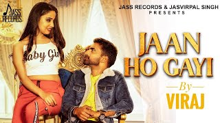 Jaan Ho Gayi | (Official Video) | Vicky Tiwari | Latest Punjabi Songs 2021 | Jass Records