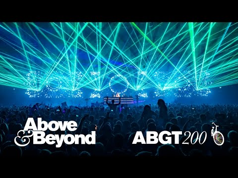 Above & Beyond Live At Ziggo Dome, Amsterdam (Full 4K HD Set) #ABGT200 - Above & Beyond