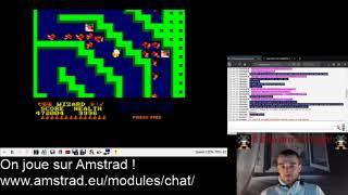 2019-03-16 Gauntlet Amstrad CPC Full Playthrough Part 12