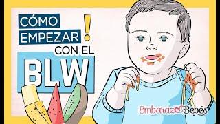 BABY LED WEANING 🍌🍎 10 CLAVES Para Empezar La Alimentación Complementaria Con El Método BLW