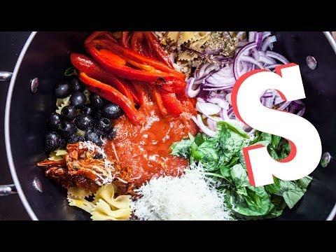 Speedy One Pot Pasta Recipe – SORTED