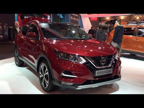 Nissan  Qashqai Паркетник класса J - рекламное видео 4