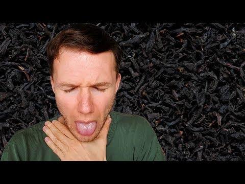 Die Instruktion über die Anwendung des Tees turboslim