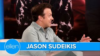 Jason Sudeikis Finds Out You Can't Operate THIS in London While Under the Influence