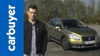 Suzuki SX4 S Cross SUV 2014 Review   Carbuyer