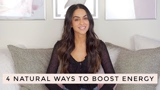 How To Boost Your Energy Naturally | Dr Mona Vand