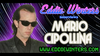 Mario Cipollina Exclusive Interview (2017) Huey Lewis & The News