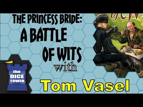 Dice Tower Reviews: The Princess Bride: A Battle of Wits