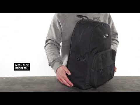 Dakine 365 Pack 30L - Lässig als Schulranzen & Freizeitrucksack mit Laptopfach