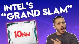 """Intel's 10nm Was Supposed To Be A """"GRAND SLAM""""!"""