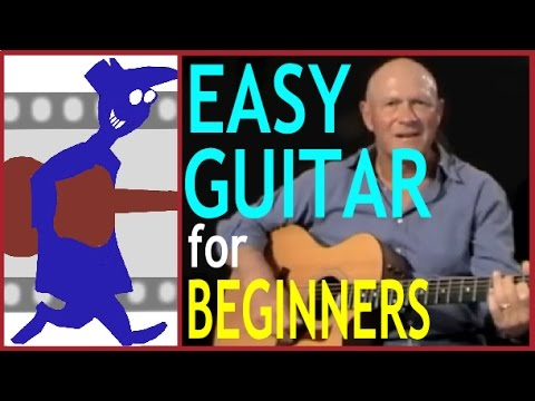 Easy guitar for beginners