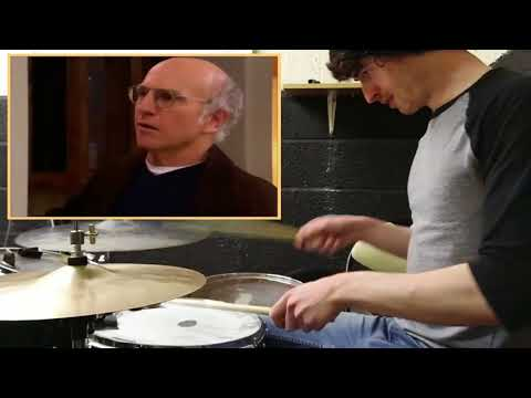 Someone wrote music to the guy who adds drums to everything.