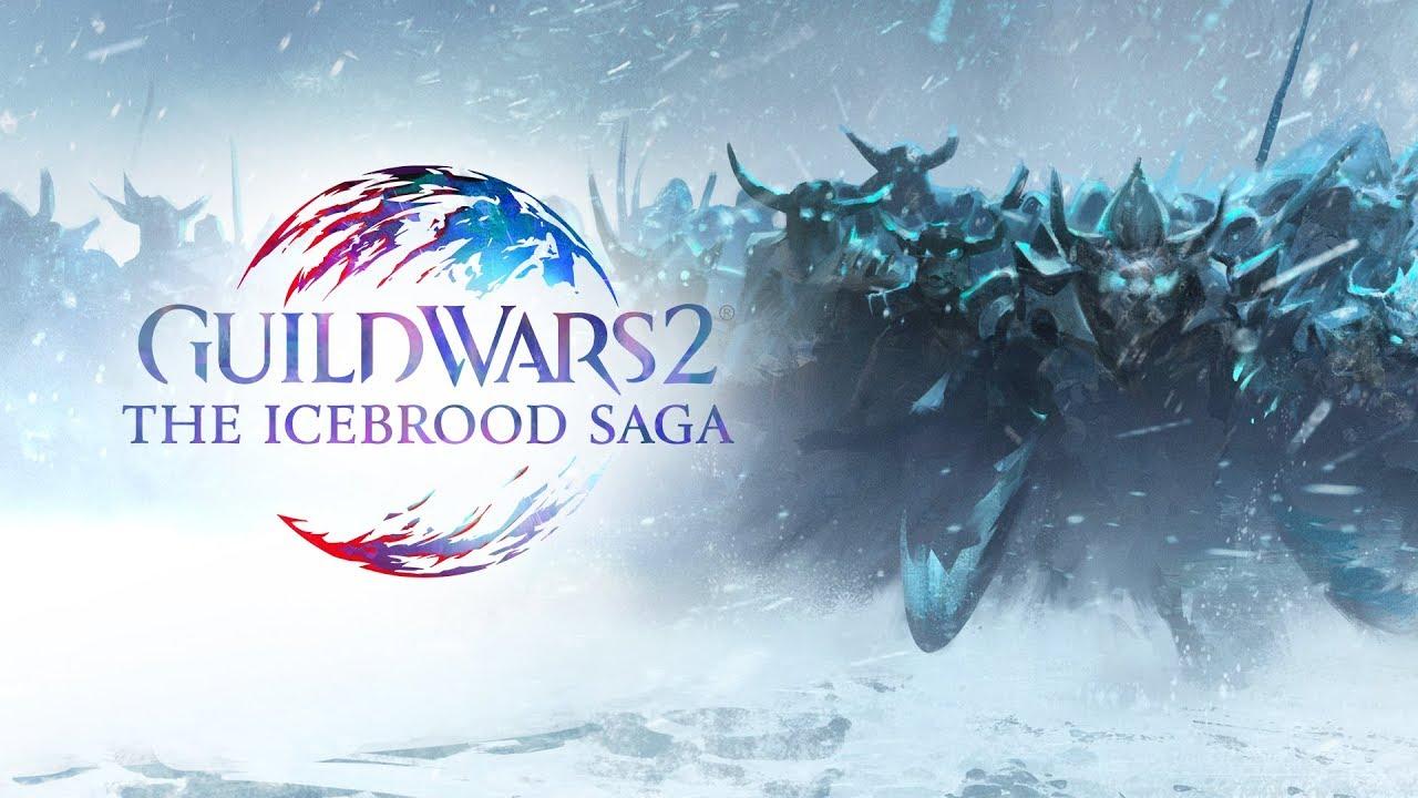 Guild Wars 2 svela The Icebrood Saga, il nuovo capitolo del Living World