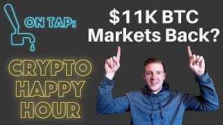 Crypto Happy Hour - BTC and Alts Rise - Feb 19th Edition