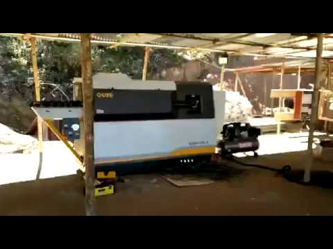 Automatic Bar Bender 40mm