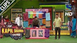 Kapil Ki Saree Ki Dukan The Kapil Sharma Show Episode 21  2nd July 2016