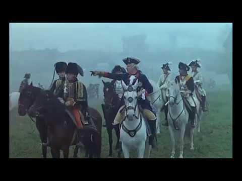 The Battle of Valmy, France--Belgium border, 20 September 1792