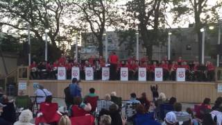 "Ferko String Band ""Red Roses For A Blue Lady"" - Mummers Museum 2016"