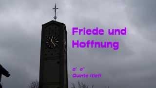 preview picture of video 'Protestantische Kirche Klingenmünster - Glockenkonzert'