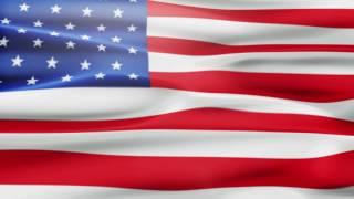 American National Anthem (Star Spangled Banner) without lyrics