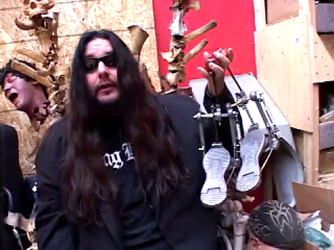 Gene Hoglan ; The Atomic Clock