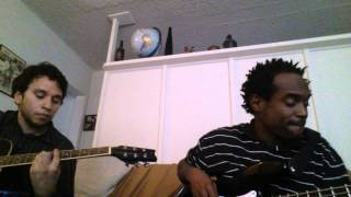 "Anthony David cover ""Spittin Game"""