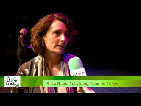VIDEO | Alice Naber start stichting om fondsen te werven voor Tokyo 2020