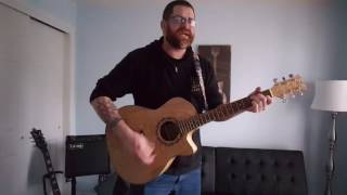 Dag Nasty - Million Days, Cover by Eric Evans
