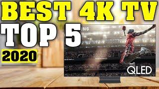 TOP 5: Best 4K TV 2020