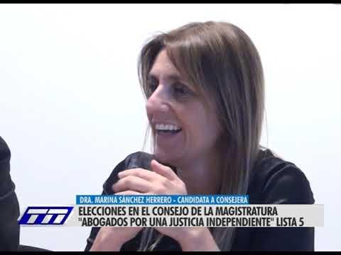 """Marina Sánchez Herrero: """"El Consejo volvió  a tener la credibilidad que había perdido"""""""