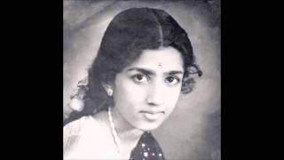 Aavo Tumhe Chand Pe Le Jaye - Lata Mangeshkar