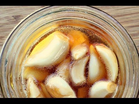 Fermented Garlic Recipe – Healthy Recipe Channel