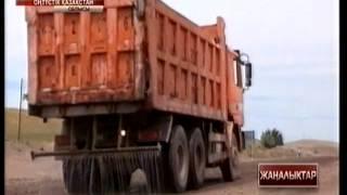 Оңтүстікте Шымкент Ташкент бағытындағы күре жолдың құрылысы белгіленген кестеден бір айға қалып ке