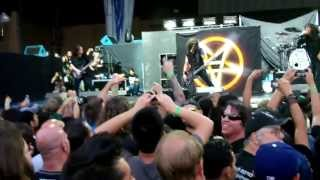Anthrax- Live Battle of San Bernardino 9-13-2013