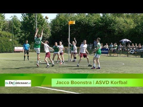 """Korfballer Jacco Boonstra rekent op de wereldtitel: """"Laat maar komen!"""""""