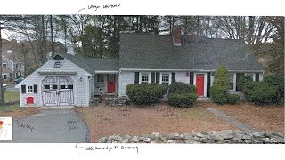 FHF | Enhancing Curb Appeal For A Cape Style Home