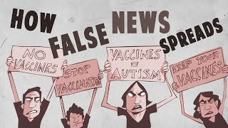 How false news can spread – Noah Tavlin