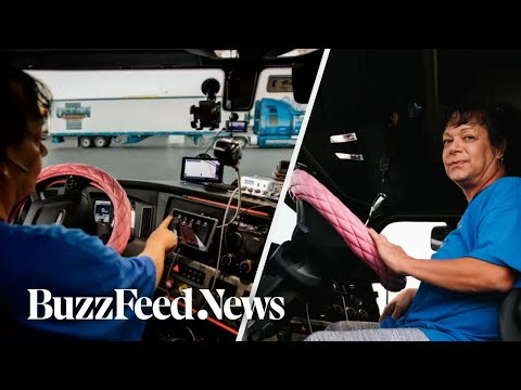 Trans People Are Changing The Truck Driving Industry