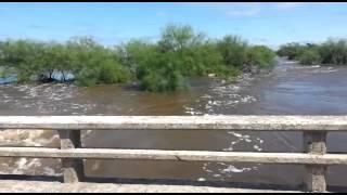 preview picture of video 'Ruta 34 entre San Vicente y San Martín de las Escobas'