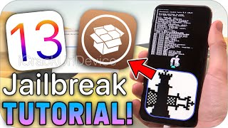 How to Jailbreak iOS 13 - iOS 13.2.2 with Checkra1n & Cydia! (Semi Tethered)