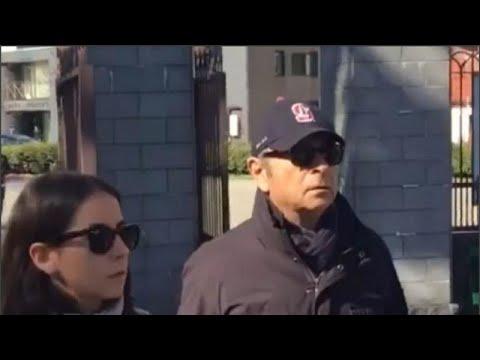 العرب اليوم - شاهد: تمديد سجن كارلوس غصن في اليابان حتى 22 نيسان الجاري