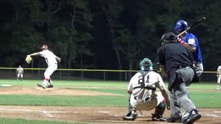 George Kirby (07-31-2018) CCBL vs Chatham (Harwich, Mass.)