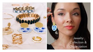 My Jewelry Collection And Ana Luisa NY Jewelry Review | Amazon Jewelry Storage And Organization