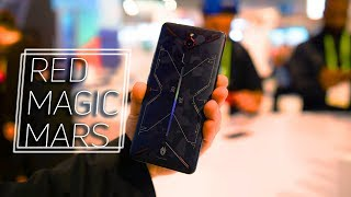 Nubia Red Magic Mars: The Gaming Phone With Shoulder Buttons