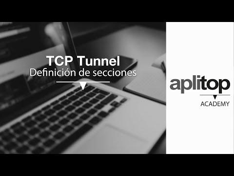 Tcp TunnelCAD-2 Definición de Secciones