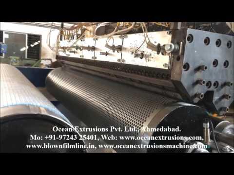 Air Bubble Sheet Extrusion Plant