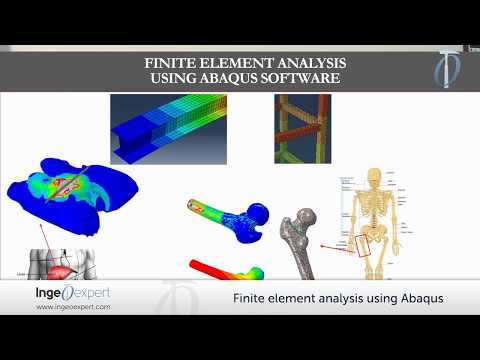 COURSE: Finite element analysis using Abaqus software course ...