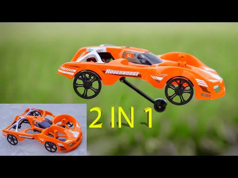 RC FLYING CAR and DRONE ( 2 IN 1) SYMA TG1001